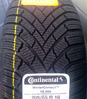 Шины 205/55 R16 91T Continental ContiWinterContact TS860