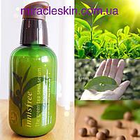 Бестселлер от Innisfree  Увлажняющая сыворотка The green tea seed serum 80ml