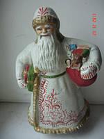 М Дед Мороз папье-маше 1