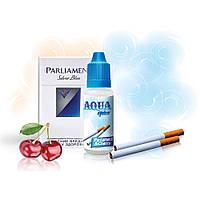 Заправочная жидкость Парламент&Вишня (Parl&Cherry), 6 мг (Легкая). Aqua. 15 мл.
