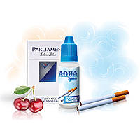 Заправочная жидкость Парламент&Вишня (Parl&Cherry), 12 мг (Средняя). Aqua. 15 мл.