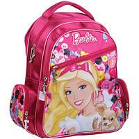"""Рюкзак школьный ортопедический Barbie B13- 520K, ТМ """"Kite"""""""