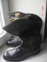 Сапоги офицерские хромовые 1969 43 размер СССР