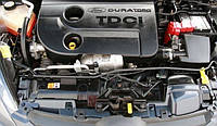 Двигатель Ford Fiesta VI Van 1.6 TDCi, 2010-today тип мотора T3JA, TZJA, TZJB