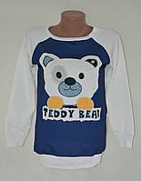 """Яркий модный свитшот """"Teddy bear"""""""