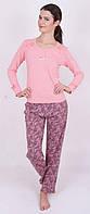 Пижама женская с кружевом