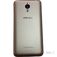Задняя часть корпуса (крышка аккумулятора) Meizu M1 Meilan Metal Gold