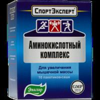 Спортэксперт - Аминокислотный комплекс, саше №10 по 4,8 г (Эвалар)