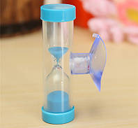 Часы песочные для отсчета времени при чистке зубов