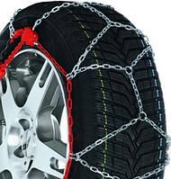 Комплект цепей против скольжения для легковых автомобилей KN70, 12 мм, 2 шт Lavita