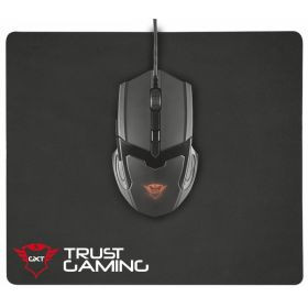 Мышь TRUST GXT 782 Gaming mouse & mouse pad