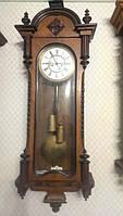 Часы настенные секундная стрелка две гири царизм