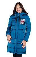 Женское пальто на холлофайбере ENYІ 5