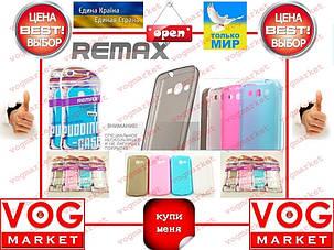 Силикон Samsung G7200 (Grand 3) Remax 0.2mm цвет, фото 2