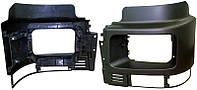 Панель головной фары VOLVO FH12 -  FH16 - FM (1993-2001) левая/2775