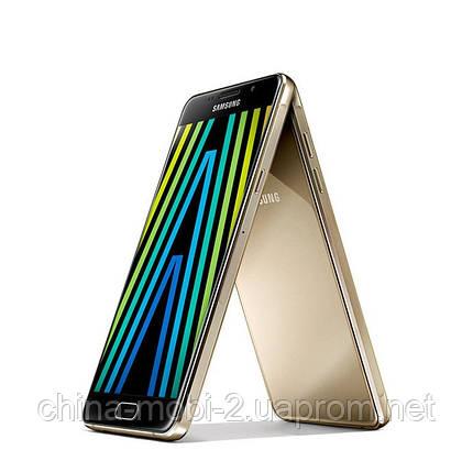 Смартфон Samsung Galaxy A7 A710F Champange Gold, фото 2