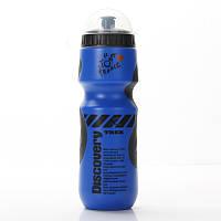 Бутылка для воды, фляга с лого DISCOVERY