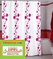 "Шторка для ванной комнаты ""Bubble"", Miranda. Производство Турция"