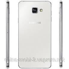 Смартфон Samsung Galaxy A7 A710F Pearl White, фото 2