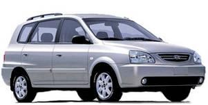 Тюнинг Kia Carens 2 2002-2006