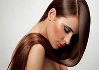 Кератиновое выравнивание и востановление волос