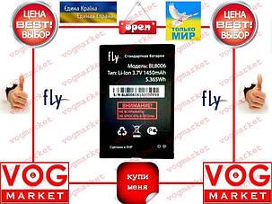 Аккумулятор Fly BL8006 (DS133) Оригинал , фото 2