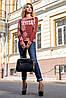 Модный женский свитшот из трехнитки 44-50 размеры