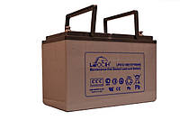 Акумулятор Leoch LPG12-100 (GEL), фото 1
