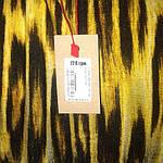 Платье женское теплое с тигровым принтом ,пл 058 размер 46- 54, фото 4