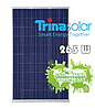 Trina Solar TSM 265 W поликристалические cолнечные панели (фотомодули, батареи)