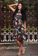 Платье Руккола М66 в расцветках