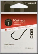 Крючки Metsui Keiryu № 18 - Южная Корея