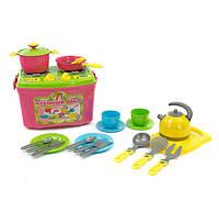 Детская игрушечная посуда