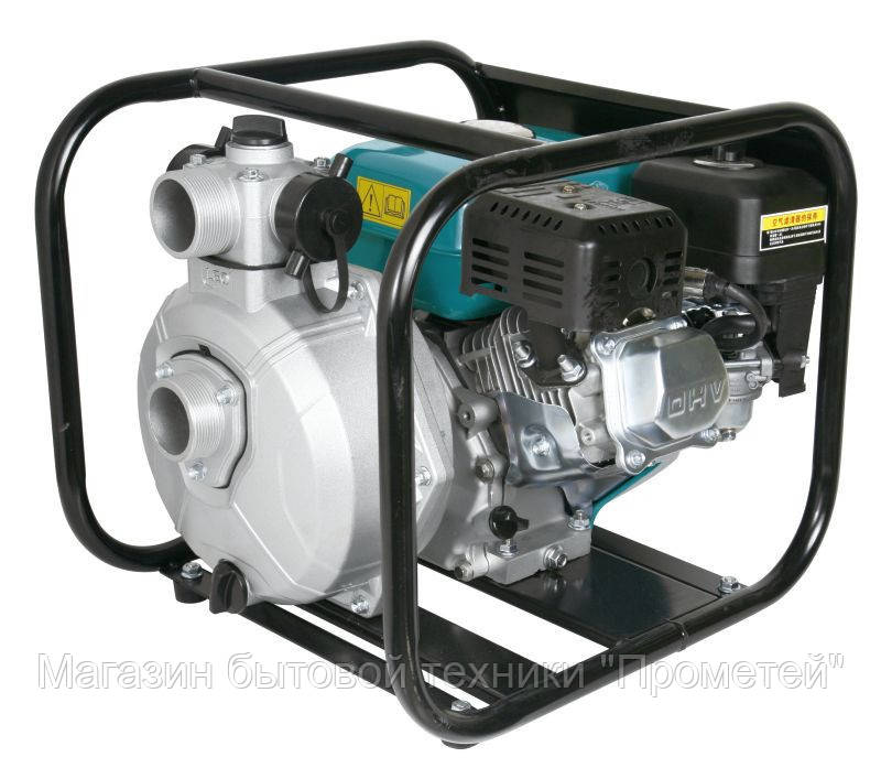 Мотопомпа Aquatica 6.5л.с 20м3/ч (4-х такт)