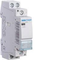 Контактор Hager ESC226 230В/25A 2Н.З