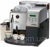 Кофе-машина  Saeco ROYAL CAPPUCCINO SILVER Черный