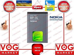 Аккумулятор Nokia BP-3L , фото 2