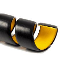 Пластиковые защитные спирали для рукавов высокого давления
