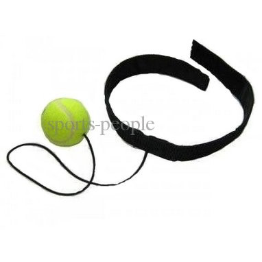 Файтбол/файт бол (FIGHT BALL) на резинке+ремешок для крепления, без запаха - Sports-People - интернет-магазин спортивных товаров! в Одессе