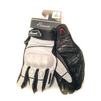 Elemento 191 Free Ride Gloves Wht/Blk, L Мотоперчатки дорожные