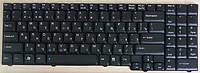 Клавиатура для ноутбука ACER(ASUS: A7, F7, G70, G50, M50, M70, X71, X70, ACER: PB: Ajax C series) rus, black