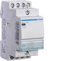 Контактор Hager ESC428 230В/25A 3Н.О+1Н.З