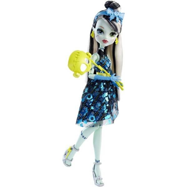 Фрэнки Фотобудка - Frankie Stein Welcome To Monster High Photo Booth , фото 1