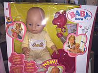 Кукла пупс Baby Born в одежке 01