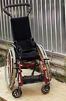 Коляска инвалидная детская активная 24см