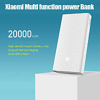Оригинальный Xiaomi Mi Power Bank 20000mAh Pro с функцией Fast Charge