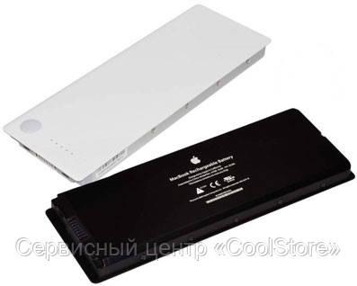 """Батарея A1185 для Macbook 13"""" 2006-2008гг. A1181 Black/White"""