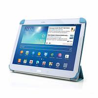 Голубой ультра-тонкий чехол для Samsung Galaxy Tab 3 10.1 p5200, фото 1