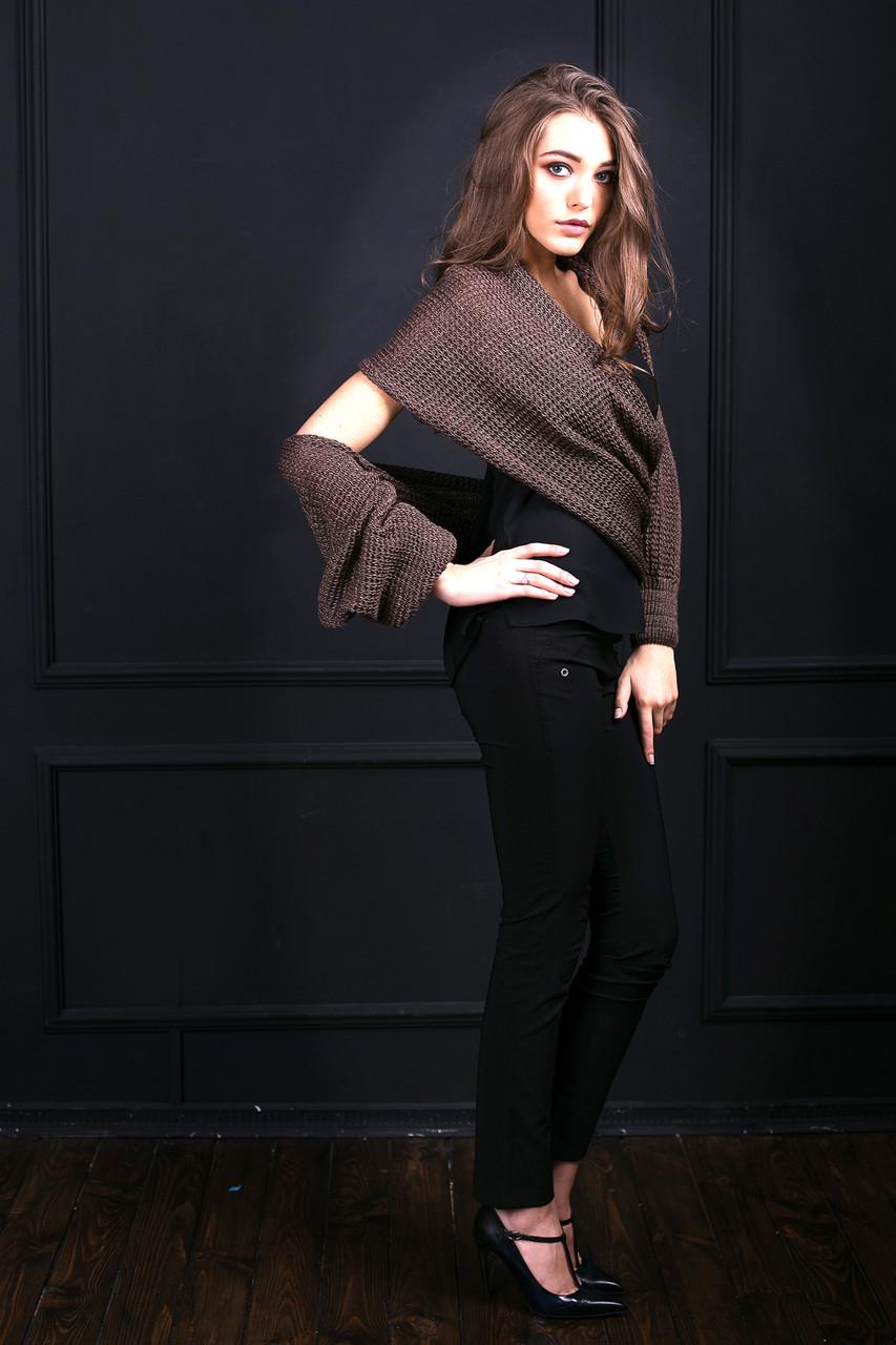 Кофта -шарф женская