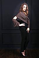 Кофта -шарф женская , фото 1